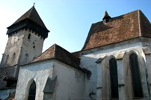 Atel, Evangelical fortified church, Photo: Jakabffy Tamás