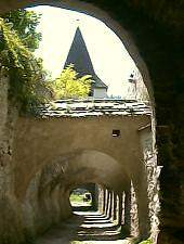 Evangelical fortified church, Biertan , Photo: WR