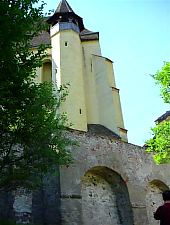 Evangelical fortified church, Biertan , Photo: Daniel Stoica