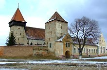 Brateiu, Fortified church, Photo: Cătălin Nenciu