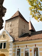 Brateiu, Fortified church, Photo: Jakabbfy Tamás