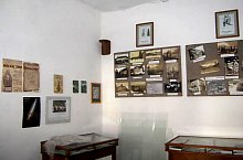Bolyai múzeum, Bólya , Fotó: Varga Vince
