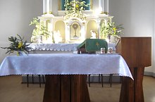 Katolikus templom, Bólya , Fotó: Varga Vince