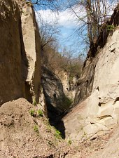 Canyon Mihaileni, Mihăileni , Photo: Septimiu Sârbu