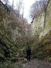 Canyon Mihaileni, Mihăileni , Photo: Alin Anghel