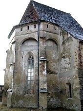 Evangelical fortified church, Copșa Mare , Photo: Liviu Șerbănescu