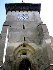 Evangelical fortified church, Copșa Mare , Photo: Andreea Grosoșiu