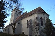 Biserica evanghelica fortificata, Curciu , Foto: Corina Fodor