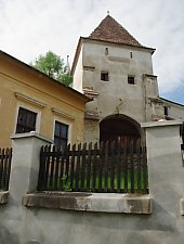 Biserica evanghelica fortificata, Curciu , Foto: Bogdan Bălăban