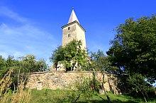 Biserica evanghelica fortificata, Curciu , Foto: Tudor Seulean