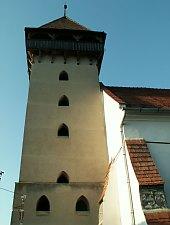 Daneș, Evangelical fortified church, Photo: Jakabffy Tamás