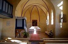Biserica evanghelica fortificata, Floresti , Foto: Trustul Mihai Eminescu
