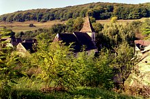 Biserica evanghelica fortificata, Floresti , Foto: Hermann Fabini