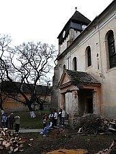 Biserica evanghelica fortificata, Hamba , Foto: Consistoriul District Sibiu