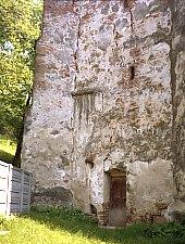 Biserica evanghelica fortificata, Hamba , Foto: Hermann Fabini