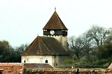Biserica evanghelica fortificata, Hamba , Foto: Anamarie Dudaș