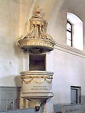 Hoghilag, Biserica evanghelică, Foto: Hermann Fabini