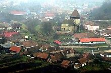 Szászivánfalva, Evangélikus erődtemplom, Fotó: Corina Fodor
