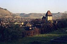 Szászivánfalva, Evangélikus erődtemplom, Fotó: Hermann Fabini