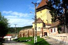 Ighiș, Biserica evanghelică fortificată fortificată, Foto: Andreea Grosoșiu
