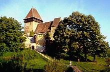 Ighiș, Biserica evanghelică fortificată fortificată, Foto: Yasmina Minulescu
