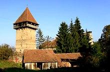 Laslea, Evangelical church, Photo: Tudor Seulean