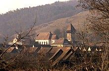 Laslea, Evangelical church, Photo: Hermann Fabini