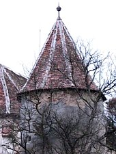 Moardeș, Evangelical fortified church, Photo: German Community