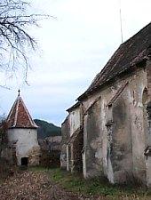Moardeș, Biserica evanghelică fortificată, Foto: Hermann Fabini