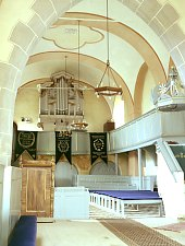Moardeș, Evangelical fortified church, Photo: Hermann Fabini