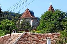 Moardeș, Evangelical fortified church, Photo: Ana Pavel