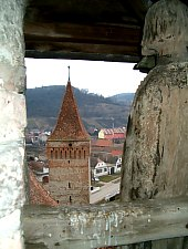 Moșna, Evangelical fortified church, Photo: Tudor Seulean