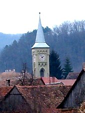 Evangélikus erődtemplom, Nemes , Fotó: Tudor Seulean