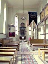 Evangelical church, Petiș , Photo: Hermann Fabini