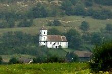 Evangelical church, Răvășel , Photo: Hermann Fabini