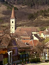 Biserica evanghelica fortificata, Seica Mare , Foto: Hermann Fabini