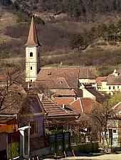Evangelical fortified church, Șeica Mare , Photo: Hermann Fabini