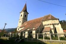 Evangelical fortified church, Șeica Mare , Photo: Tudor Seulean