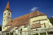 Evangelical fortified church, Șeica Mare , Photo: Yasmina Minulescu