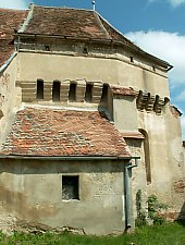 Evangelical fortified church, Șeica Mare , Photo: Jakabffy Tamás