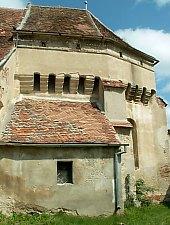 Biserica evanghelica fortificata, Seica Mare , Foto: Jakabffy Tamás