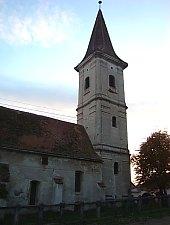 Evangelical fortified church, Șeica Mare , Photo: Țecu Mircea Rareș