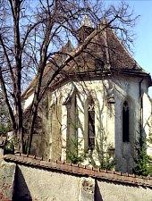 Biserica evanghelica fortificata, Slimnic , Foto: Hermann Fabini