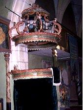 Biserica evanghelica fortificata, Slimnic , Foto: pr.Klaus Martin Untch