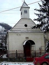 Șmig, Biserica reformată, Foto: Theil Iohan