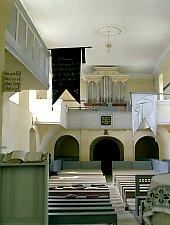 Evangelical fortified church, Șoala , Photo: Hermann Fabini