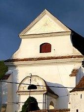Evangelical fortified church, Șoala , Photo: Nagy Anita