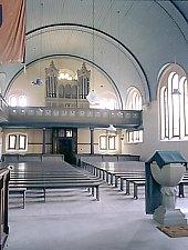 Seleuș, Evangelical church, Photo: Tudor Seulean