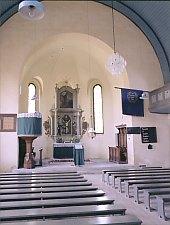 Seleuș, Evangelical church, Photo: Hermann Fabini