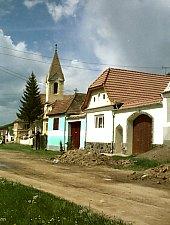 Nagyszőllős, Evangélikus templom, Fotó: Hermann Fabini